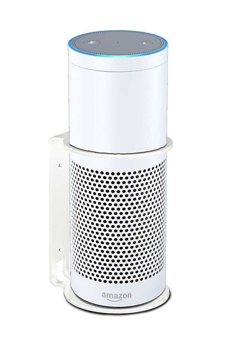 Vebos wall mount Amazon Echo white