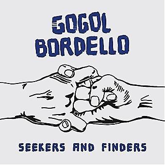 Gogol Bordello - Seekers & Finders [Vinyl] USA import