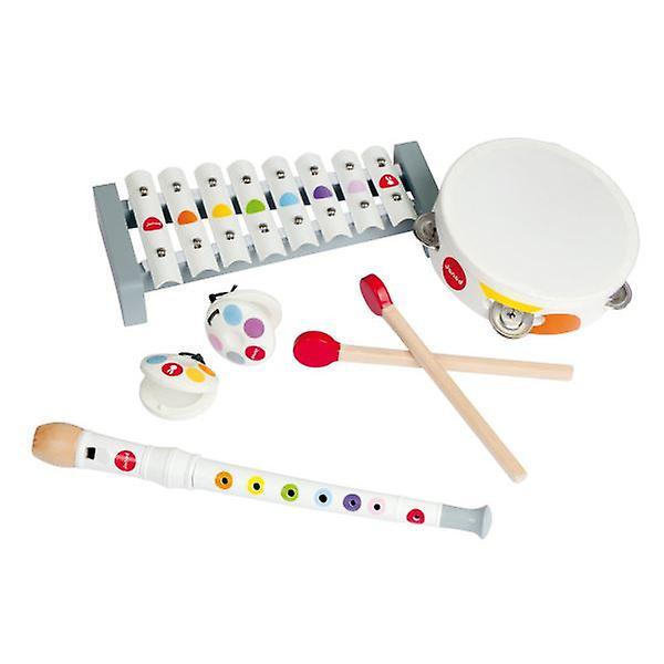 Janod Musical Instrument Set 'Confetti' 18m+