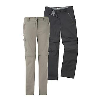 Craghoppers Ladies NosiLife Pro Convert Trousers