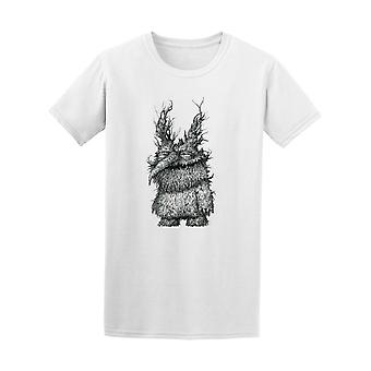 Fairy Tale Troll Monster Graphic Tee Men's -Image by Shutterstock