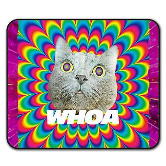 Psychedelic High Fun  Non-Slip Mouse Mat Pad 24cm x 20cm | Wellcoda