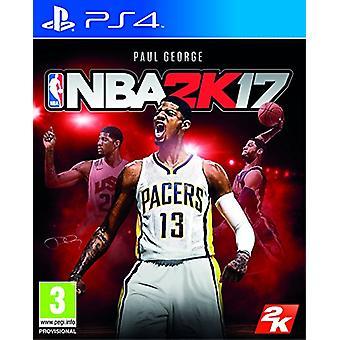 NBA 2K17 (PS4) - New