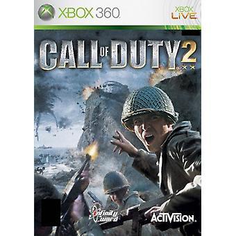 Call of Duty 2 (Xbox 360) - Uusi