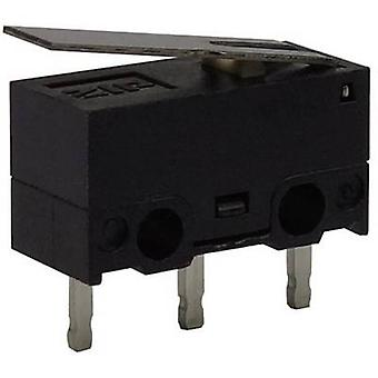Zippy Microswitch DF-P1L-1P-Z 30 Vdc 0.1 A 1 x On/(On) momentary 1 pc(s)