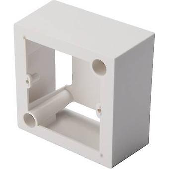 Digitus DN-93804 Carcasa de montaje en superficie Blanco puro