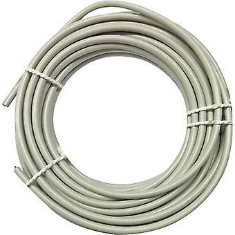 Kopp 165310044 Phone cord J-Y(ST)Y 2 x 2 x 0.60 mm² Grey 10 m