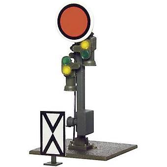 Viessmann 4406 N Simbolo 2-aspetto Advance segnale assemblato DB