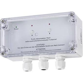 Homematic 76800 Wireless shutter switch 1-channel Surface-mount 800 W