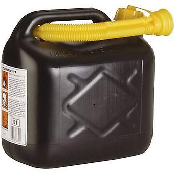 Benzin beholder plastindhold 20 l