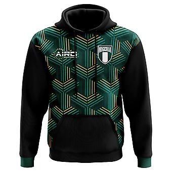 2020-2021 Nigeria Third Concept Football Hoody (Kids)