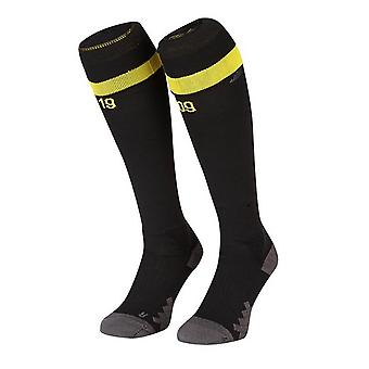 2018-2019 Borussia Dortmund Away Puma Socks (Black)