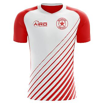 2020-2021 Red Star Belgrade Home Concept Football Shirt