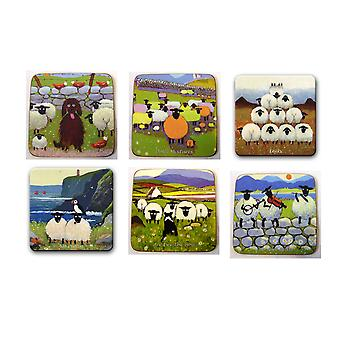 Thomas Joseph - Set of 6 Coasters (Set 3)