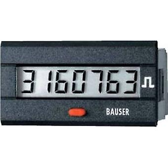 Bauser 3810/008.3.1.1.0.2-001 Digital pulse counter type 3810