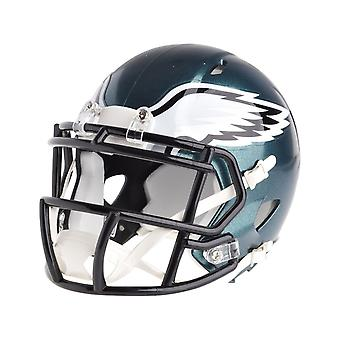 Riddell mini football helmet - NFL speed Philadelphia Eagles