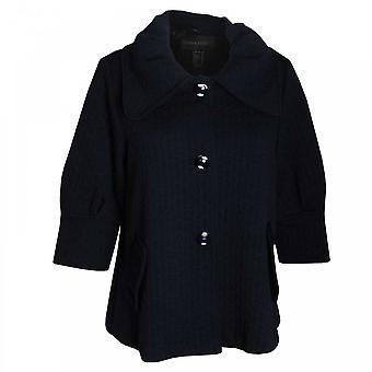 Frank Lyman kvinners langermet støvkost jakke