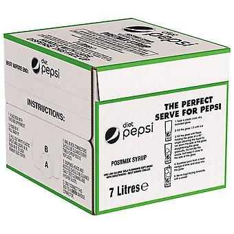 Pepsi Diet Bag in Box Postmix Syrup