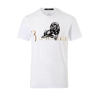T-shirt Logo Mtk0674 Vega - Billionaire