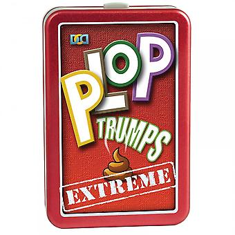 Cheatwell Games PLOP Trumps Extreme Card Game