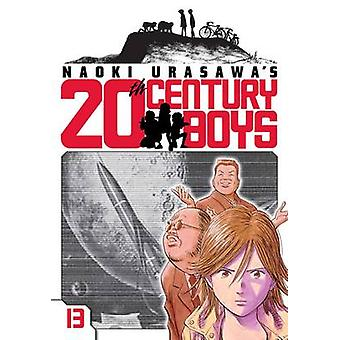 20th Century Boys d'Urasawa de Naoki Urasawa - Naoki Urasawa-