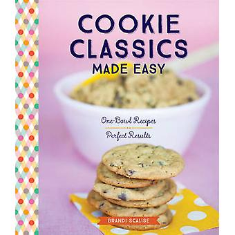 Cookie Classics Made Easy av Brandi Scalise - 9781612126883 bok