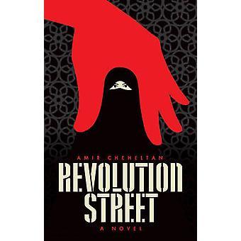 Rua revolução por Amir Cheheltan - Paul Sprachman - 9781851689842