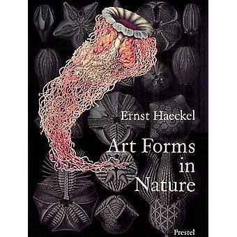 Formes d'art dans la Nature - impressions de Ernst Haeckel par Olaf Breidbach - Irena