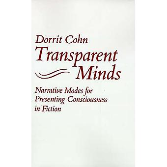 Transparent Minds - Narrative Modes for Presenting Consciousness in Fi