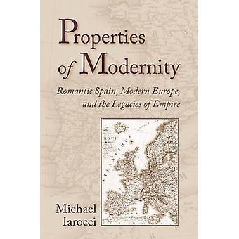 Boenden i modernitet - romantiska Spanien - moderna Europa- och benet