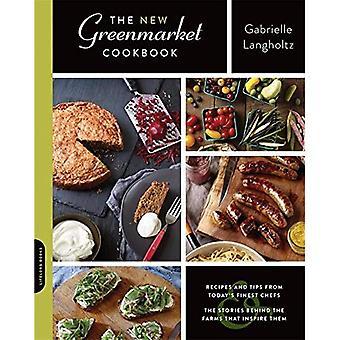 New Greenmarket Cookbook