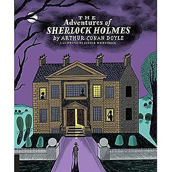 The Adventures of Sherlock Holmes (Classics Reimagined)