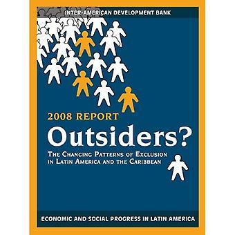 Außenseiter?: die wechselnden Muster der Ausgrenzung in Lateinamerika und der Karibik: die wechselnden Muster der Ausgrenzung in Lateinamerika und der Karibik... Inter-Amerikanische Entwicklungsbank)