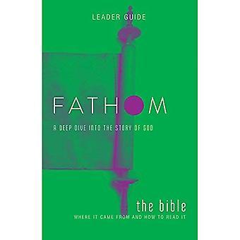 Fathom Bijbelstudies: De Bijbel leider gids: een diepe duik in het verhaal van God (Fathom Bijbelstudies)
