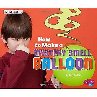 Hvordan lage en Mystery lukten ballong: en 4D bok