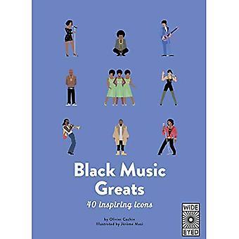 Black Music Greats (40 Inspiring Icons)