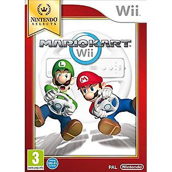 Nintendo väljer Mario Kart Wii-spel bara (Nintendo Wii)-fabriken förseglad