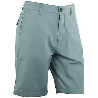 Quiksilver Mens dagelijks Oxford Shorts - Niagara blauw