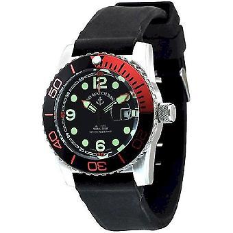 Zeno-watch Herre ur flyvemaskine diver automatisk 6349-3-a1-5