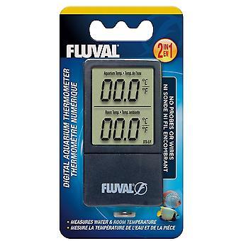 Fluval wireless 2-in-1 termometro digitale acquario
