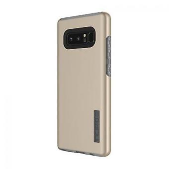Incipio Technologies DualPro custodia per Samsung Note 8 in Champagne