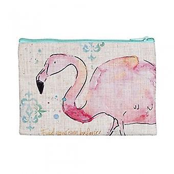 Heaven stuurt Flamingo Ladies Purse | Giften van uitgekozen