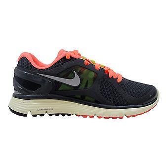 Nike LunarEclipse + 2 antracit/reflektera silver-Bright mango 487974-008 kvinnors