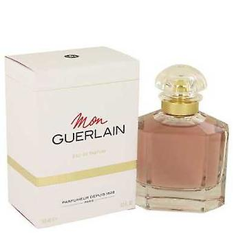Mon Guerlain de Guerlain Eau De Parfum Spray 3.3 Oz (femmes) V728-537020