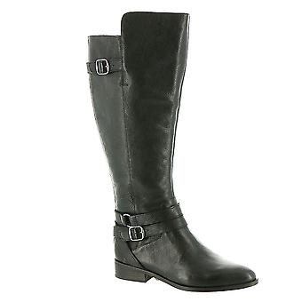 Lucky Brand Womens LK-PAXTREEN Leather Almond Toe Knee High Fashion Boots