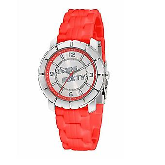 Miss 60 ster rood horloge SIJ003