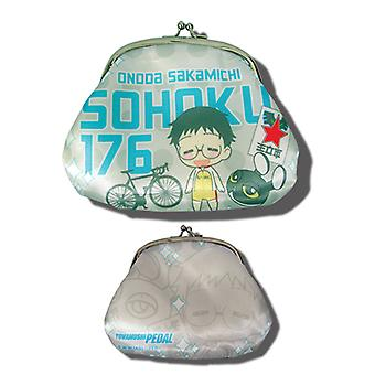 Coin Purse - Yowamushi Pedal - New SD Onoda Anime Licensed ge80322
