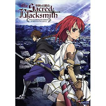 Sacred Blacksmith: Complete Box Set [DVD] Importation USA