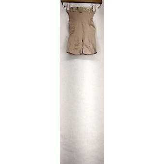 Drøm krop sømløs Shaping høj talje trusser beige Shaper Womens A400009