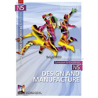 Brightred Study Guide N5 Design and Manufacture by Scott Aitkens - 97